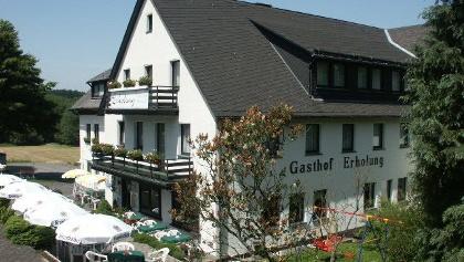 Außenansicht Landgasthof Restaurant Laibach