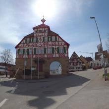 Rathaus in Lehrensteinfeld