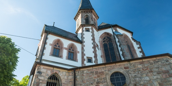 St. Anna Kapelle bei Burrweiler