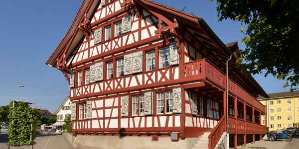 Riegelhaus in Amriswil