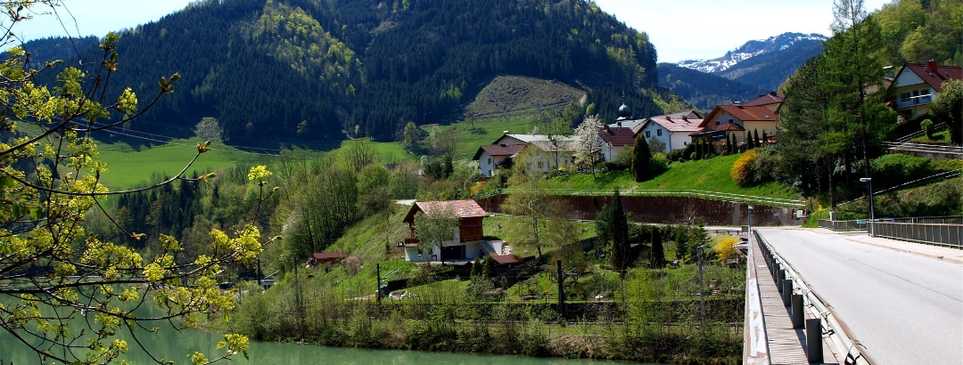 Ennsbrücke Kleinreifling