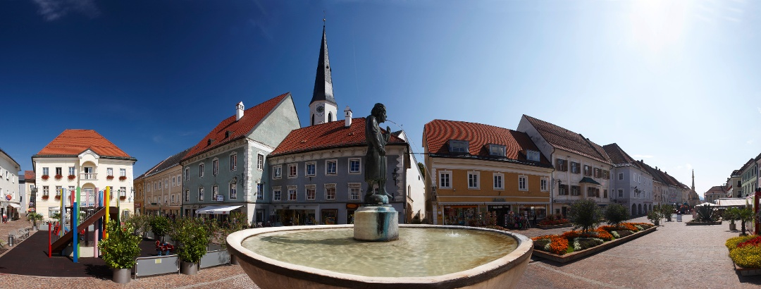Panoramabild Altstadt