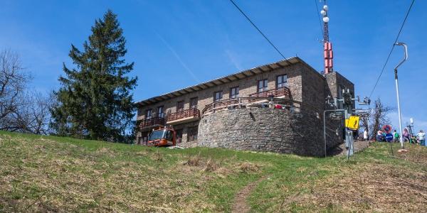 A Nagy-Hideg-hegy turistaháza