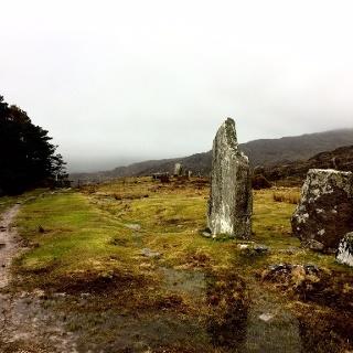Cashelkeelty Stone Circles