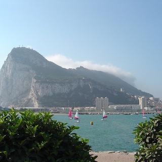 Gibraltar von La Linea