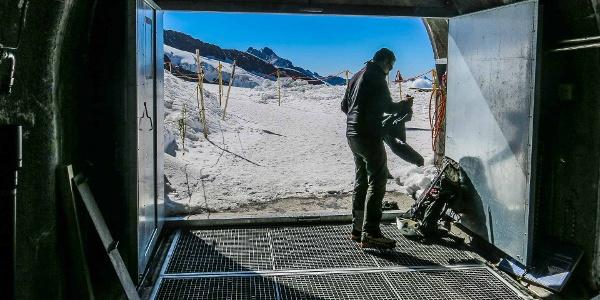 Gletschertrekking Aletschgletscher