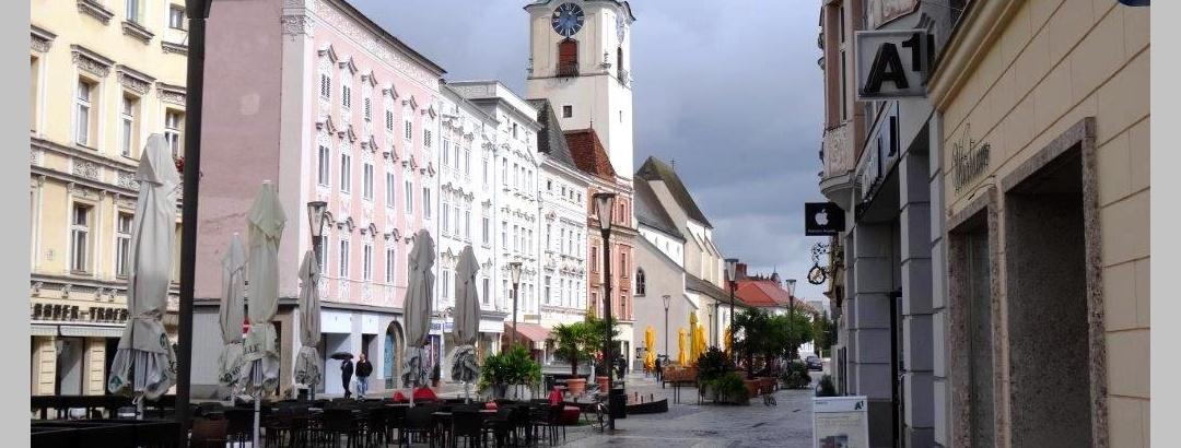 Hauptplatz in Wels