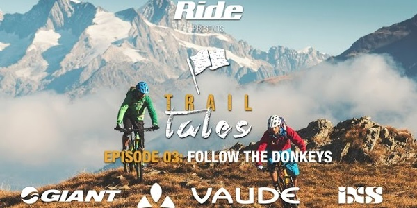 Trail Tales Episode 03: Stockalperweg
