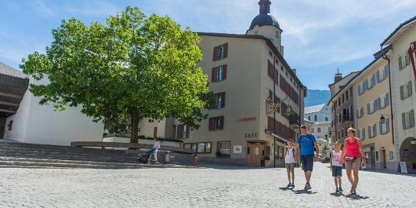 Altstadt Brig