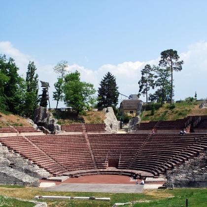 Das römische Theater von Augusta Raurica