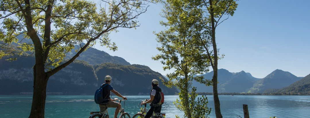 E-Bike Tour am Walensee