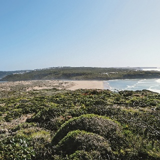 Praia do  Amoreiro