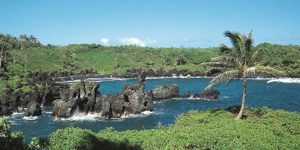 Waianapanapa Cave