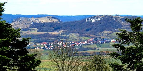 Frankens heiliger Berg - das Walberla