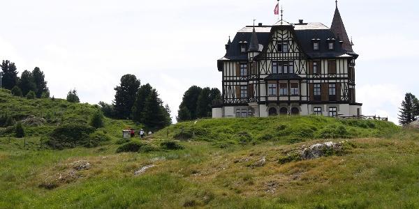 Villa Cassel.