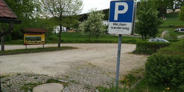 Parkplatz Märchenwanderweg