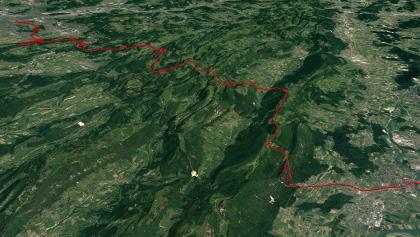 Google Earth Ansicht
