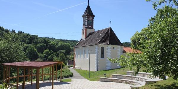 Kirche St. Anna Unterschmeien