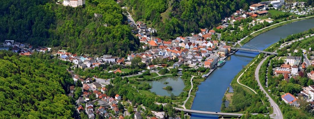 Riedenburg im Altmühltal