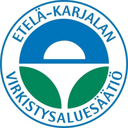 Логотип Etelä-Karjalan virkistysaluesäätiö