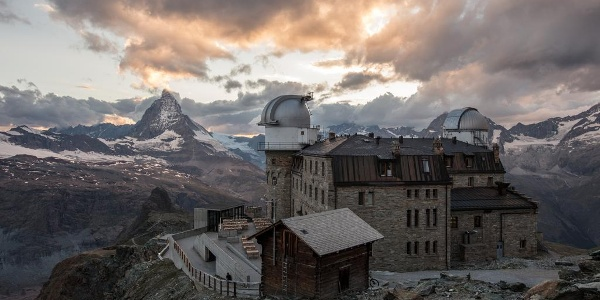Beeindruckendes Panorama rund um den Gornergrat