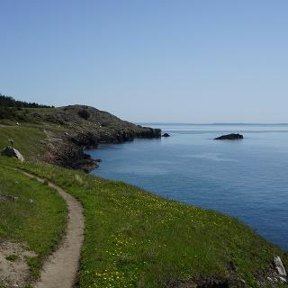 Trails at Iceberg Point