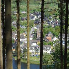 Aussichtspunkt Hütterberg