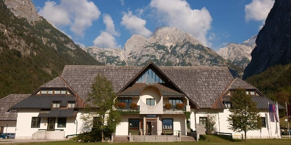 Trenta Nationalparkhaus