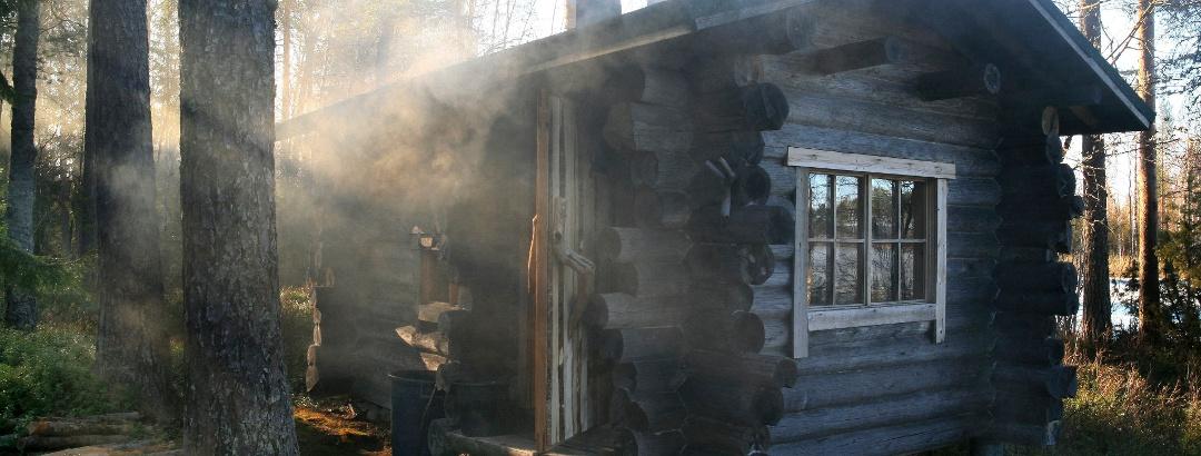 Rauch-Sauna in Varkaus