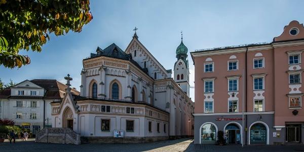St. Nikolaus Kirche Rosenheim