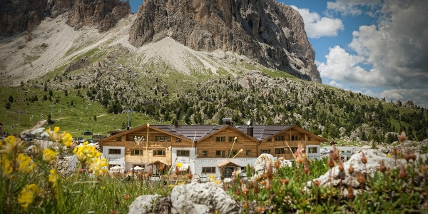 Passo Sella Resort