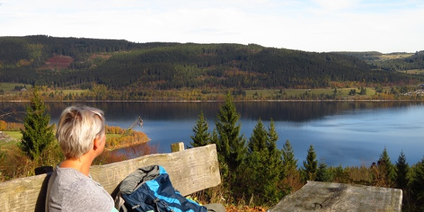 Take a break by the Schluchsee