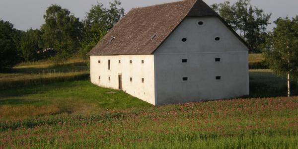 ehemaliger Körnerkasten