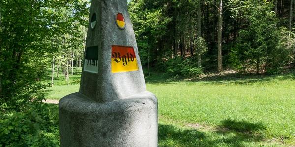 Dreiländereck Steiermark - Burgenland - Niederösterreich