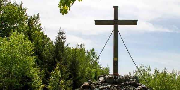 Gipfelkreuz Hirschenstein