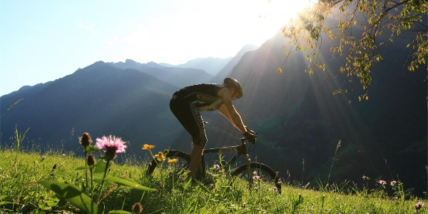 Itinerario bike per Prenn