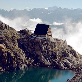 Cabane d'Orny mountain hut