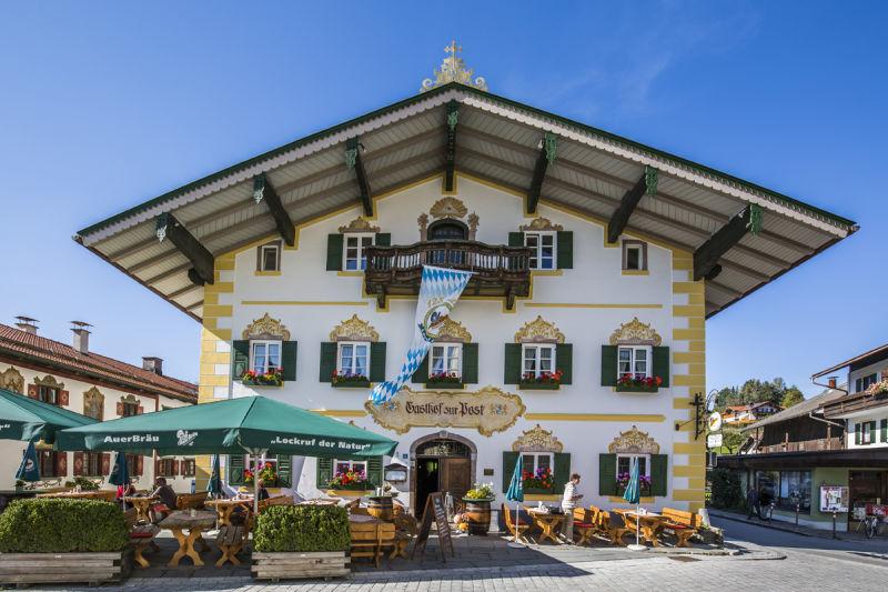 Gasthof zur Post in Törwang - © Chiemsee-Alpenland Tourismus