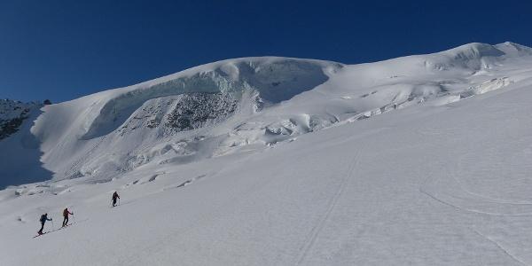 imposante Gletscherlandschaft