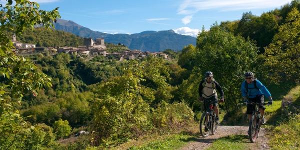 Mountain & Garda Bike (Tenno sullo sfondo)
