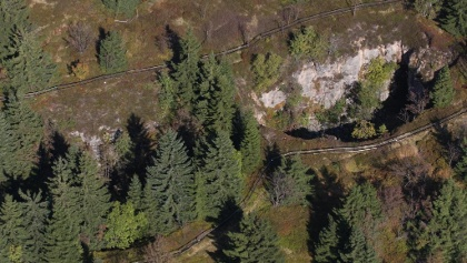 Bergbaulandschaft Hengsterben - Wildbahn Grube