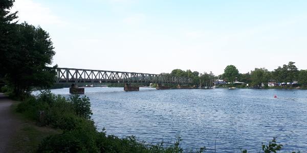 Alte Eisenbahnbrücke Kupferdreh