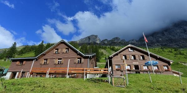 Biwald-Alp im Isenthal