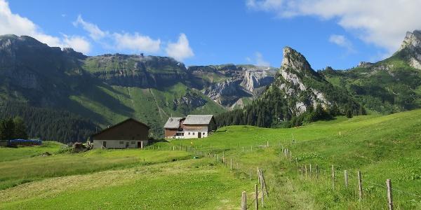 Eine Wanderung in einer der schönsten Landschaften der Schweiz