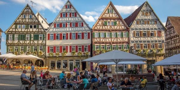 Marktplatz Herrenberg