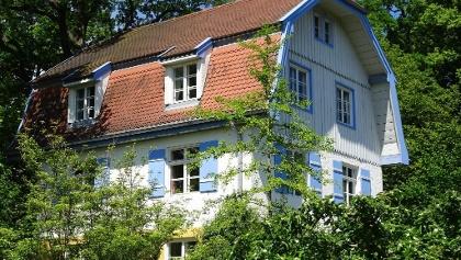 Gabriele-Münter-Haus in Murnau