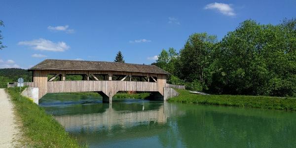 Brücke bei der Aumühle