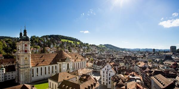 Stiftsbezirk St.Gallen