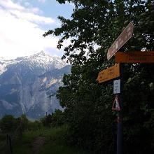 Foto von Wanderungen: Kulturweg Dala-Raspille • Wallis (11.06.2018 21:23:10 #1)