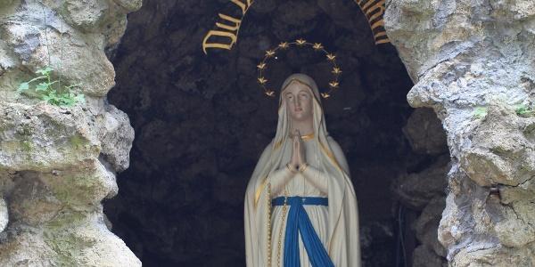 Lourdes-Grotte Borgentreich